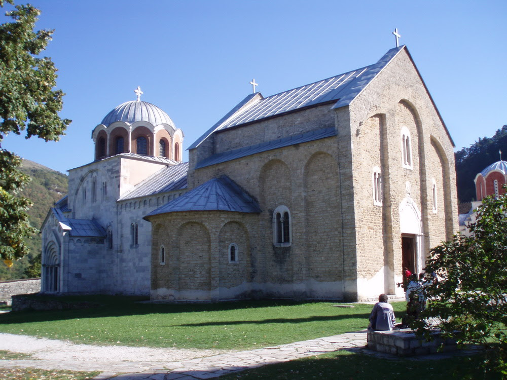Црква манастира Студеница