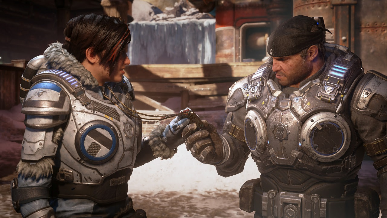 Gears Of War 5 Is Going For The Console Holy Grail - 4K @ 60fps