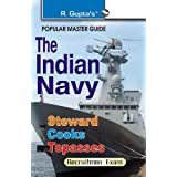 Indian Navy - Steward, Cooks, Topasses Exam Guide