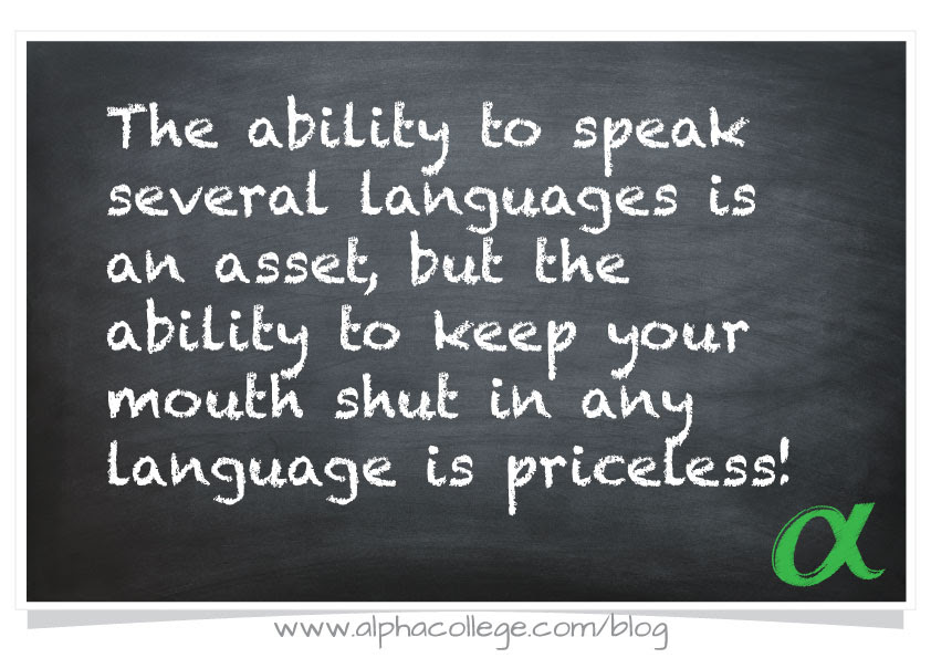 Quotes About Ability To Speak 55 Quotes