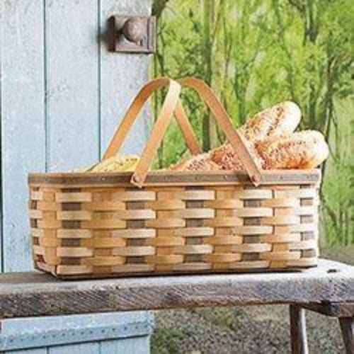 Longaberger Earth Day Long Market Basket **SALE**