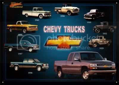 Chevy Trucks Pictures, Images and Photos