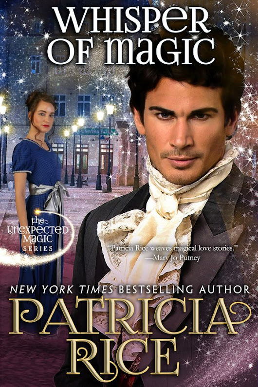 Whisper of Magic - Cover Reveal | Patricia Rice