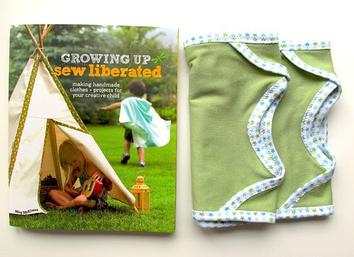 growing up sew liberated blog tour