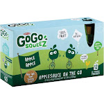 Gogo Squeeze Organic Applesauce - Apple - 3.2 Oz - Case Of 6