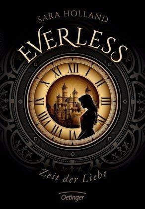 Bildergebnis für Everless. Zeit der Liebe buch