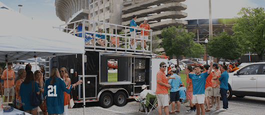 Tailgating Services - Tailgating Trailer Rentals | Tailgate Group
