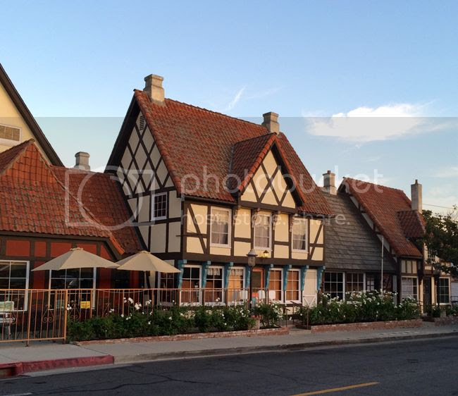 Solvang Architecture