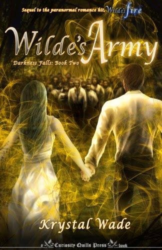 Wilde's Army (Darkness Falls) by Krystal Wade
