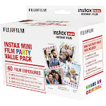 Fujifilm Instax Party Value Film Pack - 60 sheets