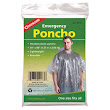Coghlan's Emergency Hooded Rain Poncho – Rock Climb Every Day