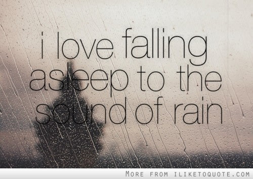 Love The Sound Of Rain Quotes Cenksms
