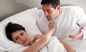 4 λόγοι που ρίχνουν τη διάθεση σας για σεξ!