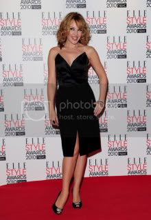 Elle Style Awards 2010 Red Carpet