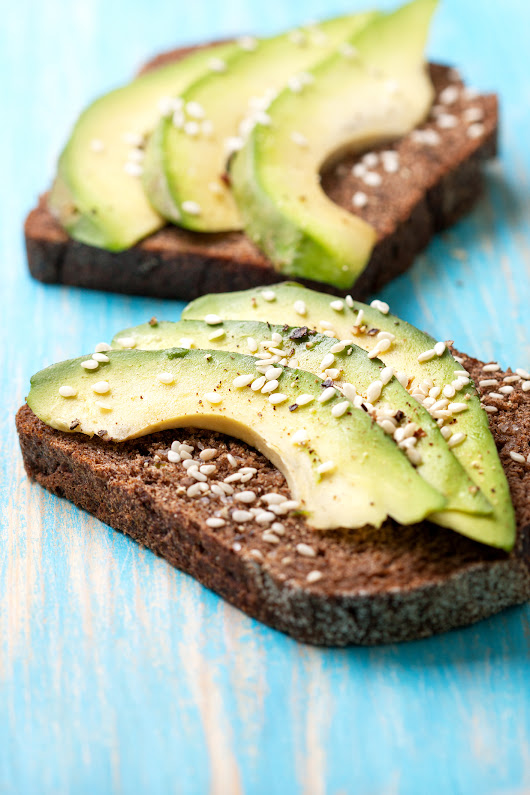 Real Simple Avocado Toast