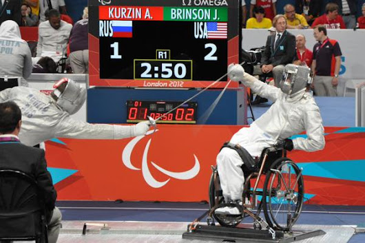 USA Fencing Names 2015 Wheelchair World Championship Team
