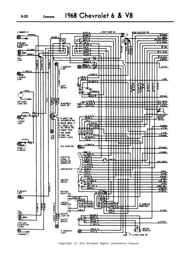 1968 Camaro Wiring Harness Diagram Wire Diagram Honda 3813 Astrany Honda Losdol2 Jeanjaures37 Fr