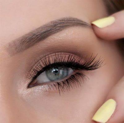 Fotos De Maquillaje Ojos Natural Sencillo Para El Dia - Maquillaje-natural-de-dia