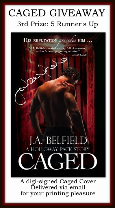 Caged 3rd prize