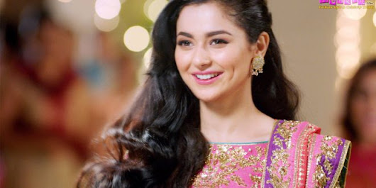 Hania Aamir - Fashion Trends of Pakistan
