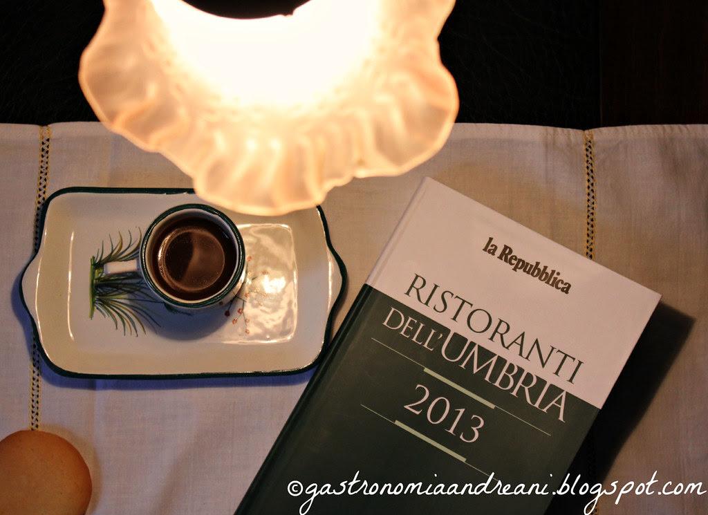 Ristoranti dell'Umbria 2013