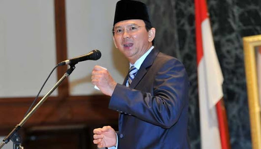 Ahok's Advises for Jokowi After Election Announcement