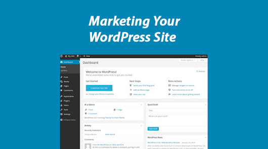 14 Tips To Help You In Marketing Your WordPress Site