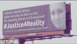Reality Winner's Case: A Billboard And The Silencing Of Her Defense