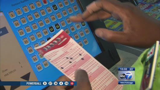 Powerball lottery jackpot at $1.6B; winning numbers drawing Wednesday |