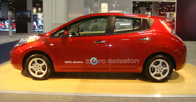 File:2011 Nissan Leaf WAS 2011 1040.JPG