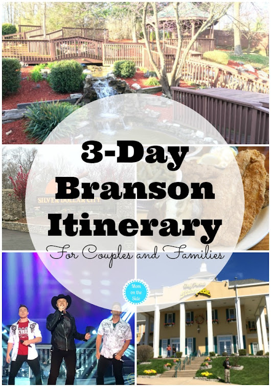 3-Day Branson Itinerary: Couples and Family-Friendly