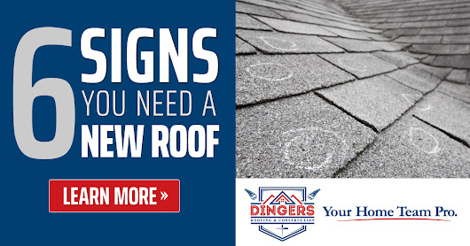 Discover 6 Signs You Need A New Roof
