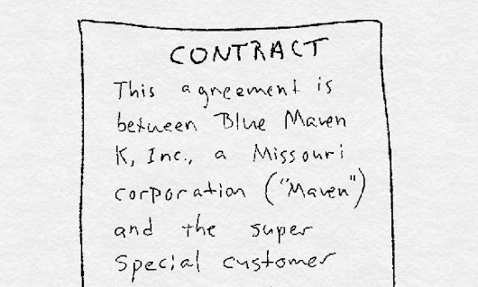 Four Form Contracts (Almost) Every Business Should Have