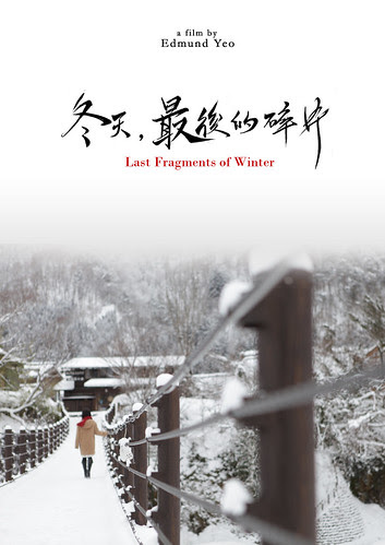 LAST FRAGMENTS OF WINTER poster
