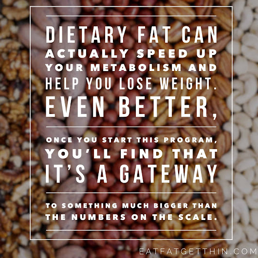 Eat Fat to Get Thin | Gluten-Free Society