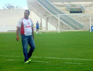 Wassil Mendes, técnico do Potiguar de Mossoró (Foto: Marcelo Diaz/Divulgação)