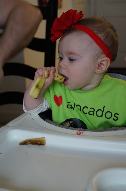 10 Basic Rules for Baby Led Weaning - Caffeinated Chaos