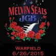 Download the Warfield Show! | Melvin Seals and JGB