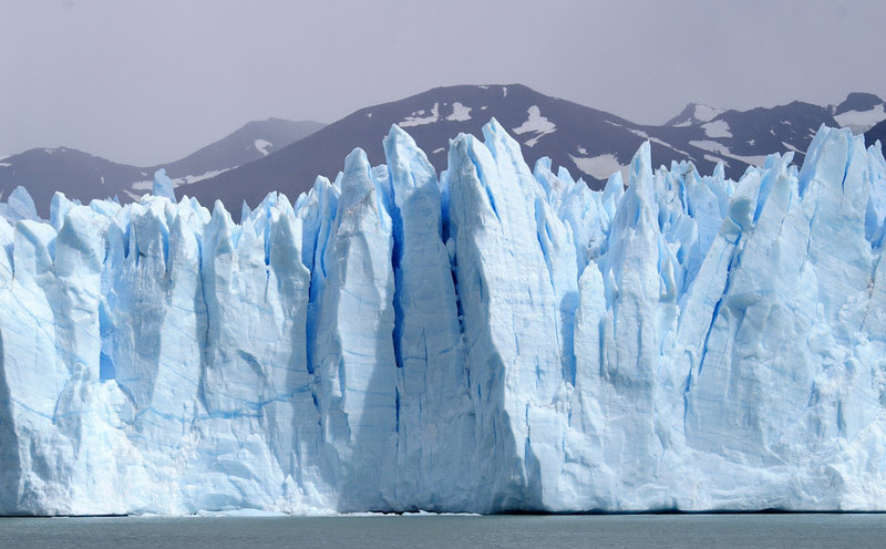 Jay's shot of the Perito Moreno Glacier in Argentina