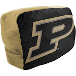 NCAA Purdue Boilermakers Logo Pillow, Team