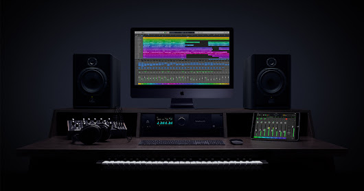 Logic Pro X update includes Smart Tempo feature and powerful effect plug-ins