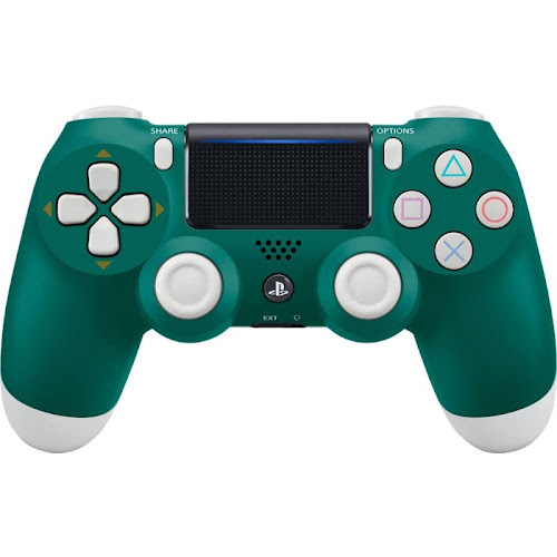 Sony DualShock 4 USB Bluetooth Controller for PS4 Pro/PS4 - Alpine green
