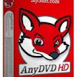 RedFox AnyDVD HD 8.0.5.0 incl Crack & Serial