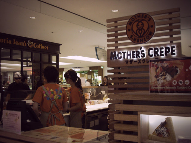 Mother's Crepe