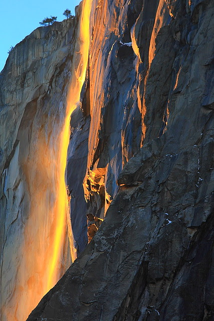 IMG_6897 Fire Falls, Yosemite National Park