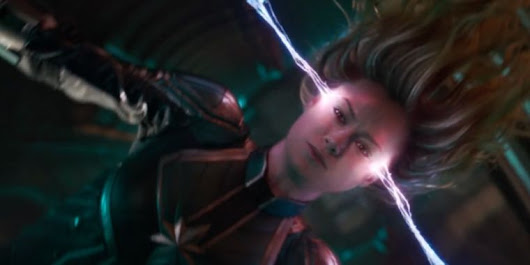 The trailer for Captain Marvel is finally here, and it's spectacular