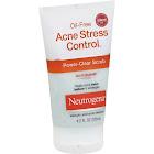 Neutrogena Acne Stress Control Oil-Free Power-Clear Scrub - 4.2 oz tube