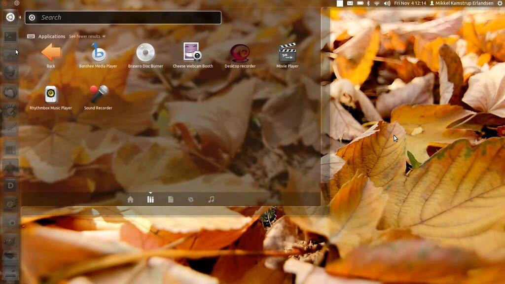 ubuntu alternative lens