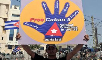 Reclamo internacional regreso de los cinco cubanos