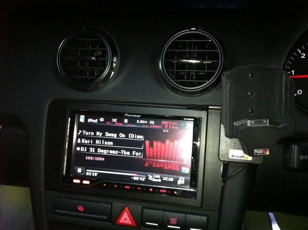 Audi A3 8l Aftermarket Stereo Install
